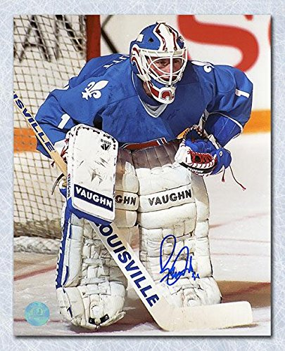 Image Unavailable. Image not available for. Color  Ron Tugnutt Signed Photo  - Goalie 8x10 - Autographed ... 7f254d038