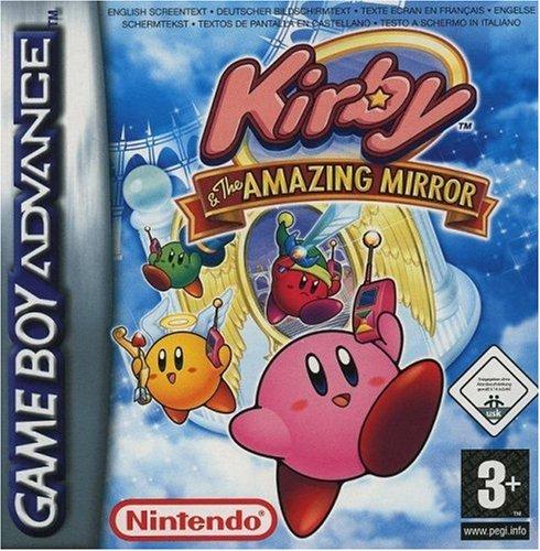 Kirby Amazing Mirror