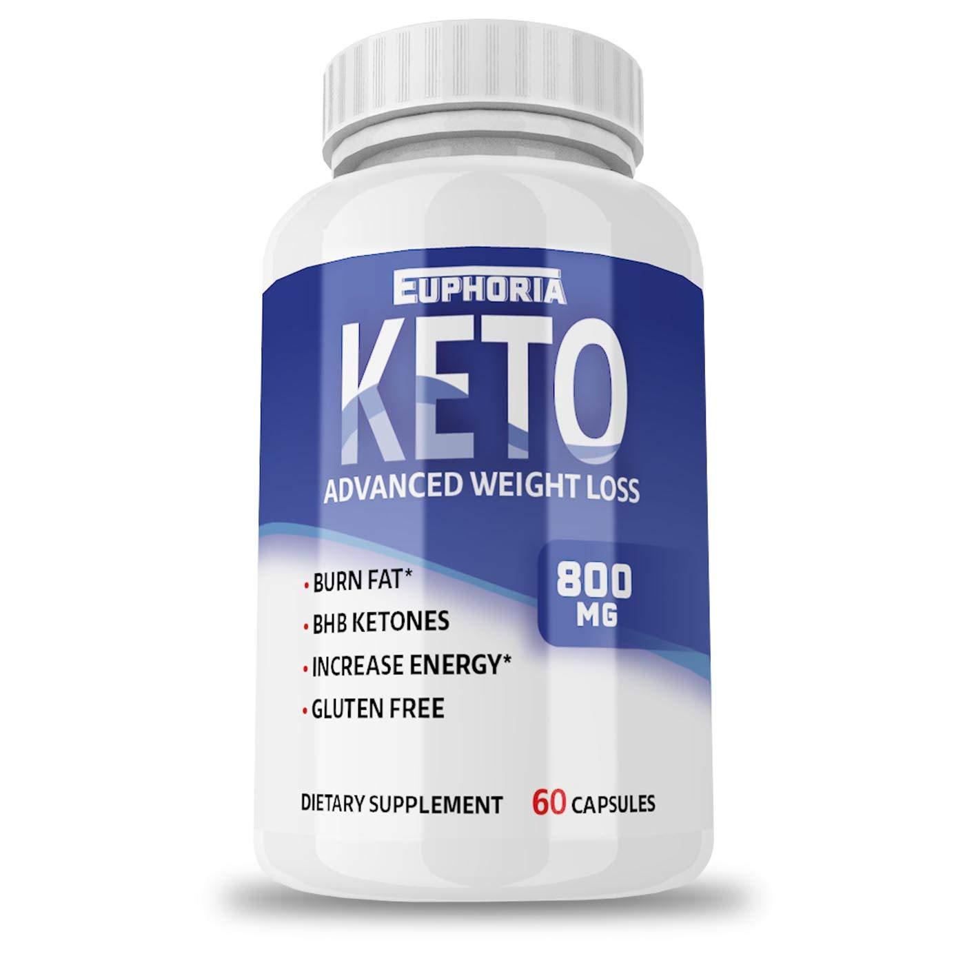 Premium Keto Pills - Keto Pills from Shark Tank - Best Ketosis Supplement for Women and Men - Keto Capsules - Keto Diet - Weight Loss Supplements - Best Keto Diet Pills - Boost Energy - Metabolism