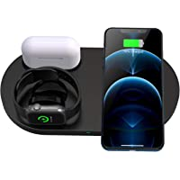 Hosaud 3 in 1 Wireless Charging Station Deals