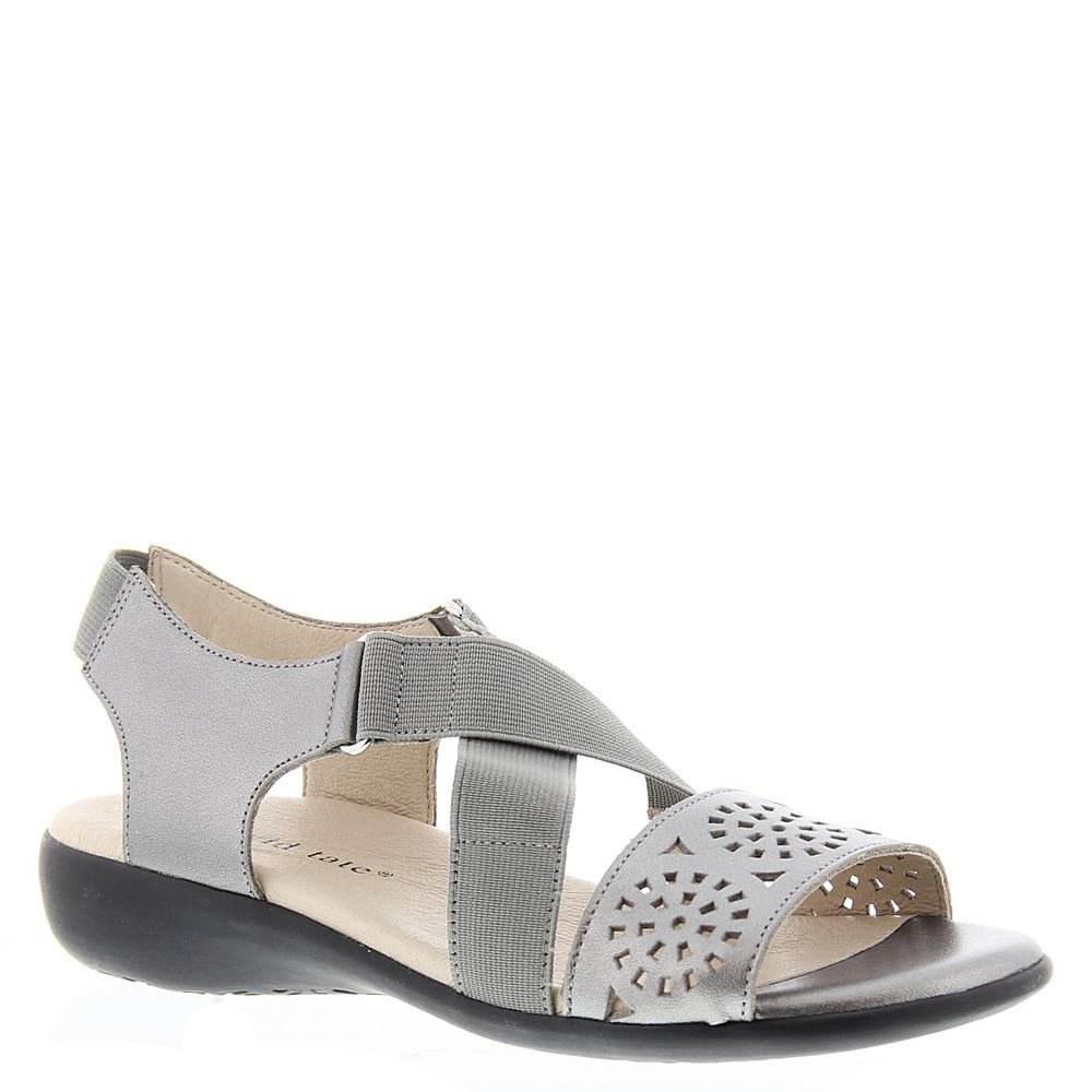 David Tate Alma Women's Sandal 8.5 4A US Pewter