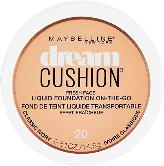 Maybelline New York Dream Cushion Fresh Face Liquid Foundation