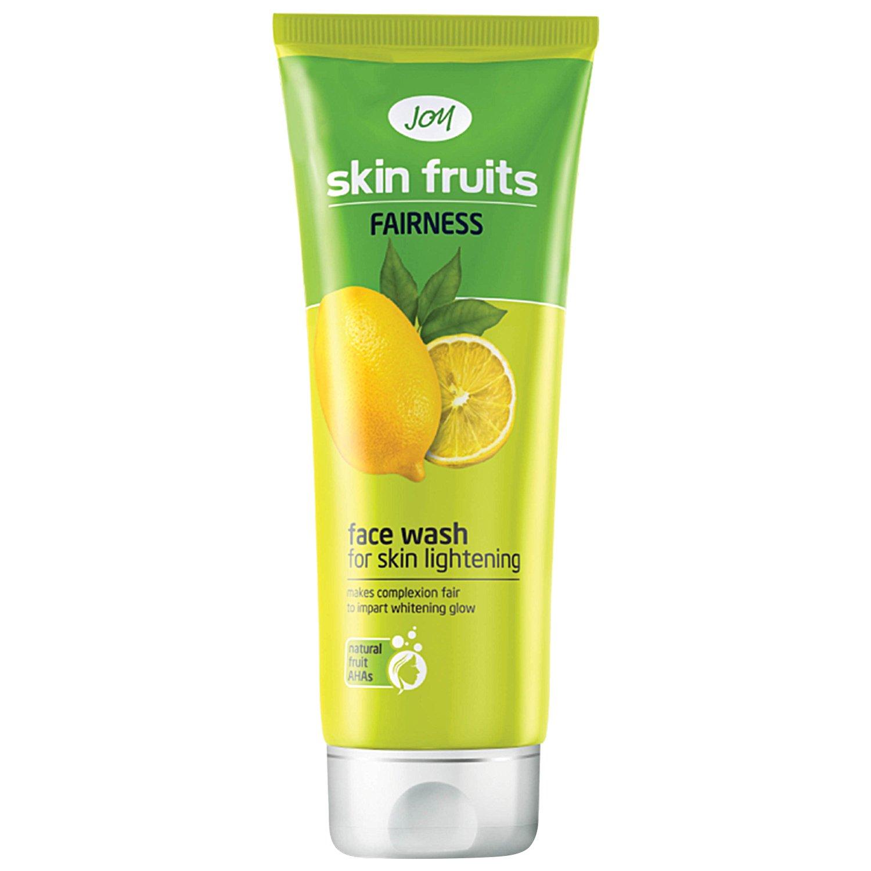 Joy Skin Fruits Fairness Face Wash Lemon