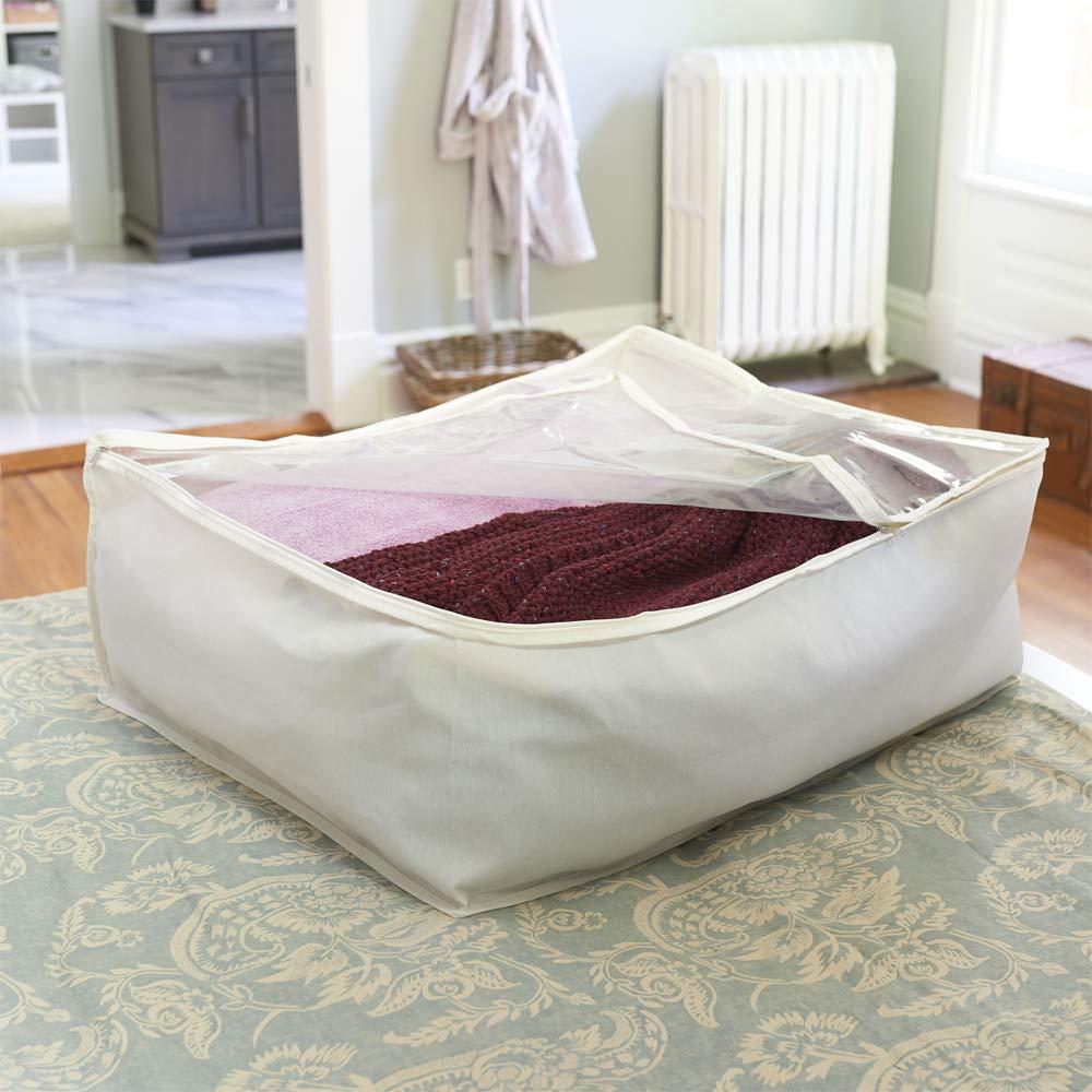 K&A Company Canvas Blanket Bag, 10'' x 21'' x 2.5 lbs by K&A Company (Image #2)