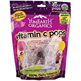 YUMMY EARTH LOLLIPOP,OG2,VIT C,40+, 8.5 OZ