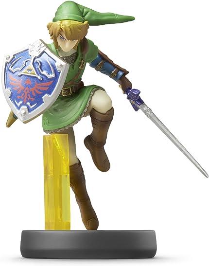 Amazon com: Link amiibo (Super Smash Bros Series): nintendo wii u