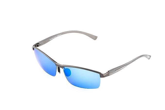 Sunner Gafas de Sol Clásicas Para Hombre SUL0954 Protección UV400 Lentes Polarizadas Montura Ligera y Resistente