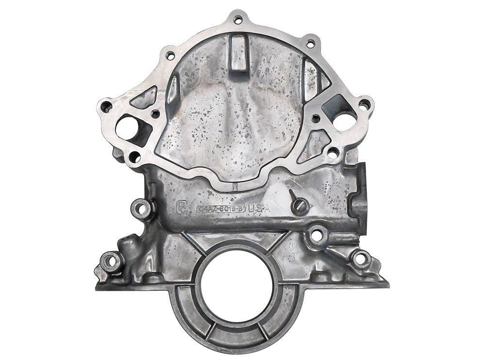 Torino C4AZ-6019B Timing Chain Cover 1965-76 289 302 351W Small Block Fairlane Galaxie Mustang