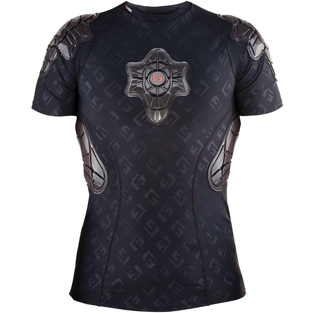 g-form Pro X Compression Shirt – Men 's B07CMZF16D  ブラック Large