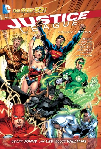 Justice League Vol. 1: Origin (Justice League Graphic Novel) (Origins Series Dc)