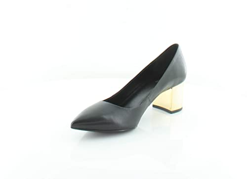 44a3f0143 Amazon.com   Michael Kors Paloma Flex Mid Pump Women's Heels Black Size 10  M   Pumps