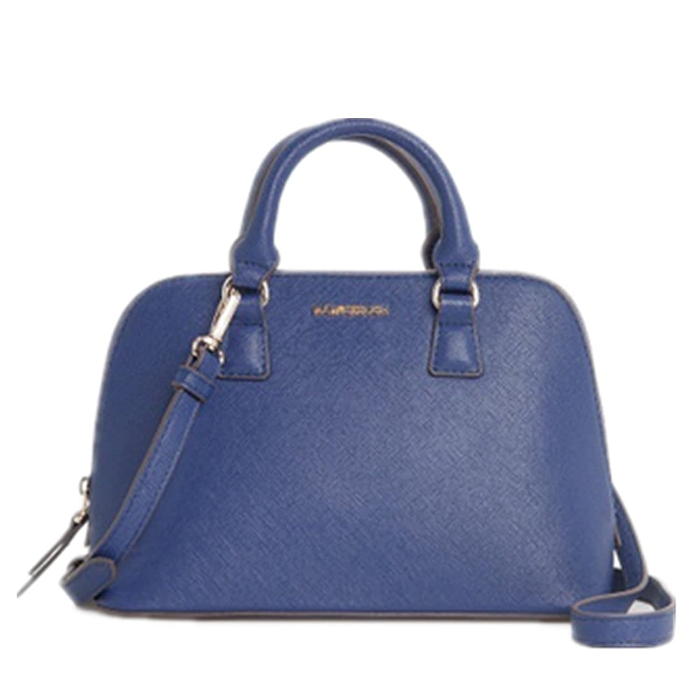 Hemss European And American Fashion Cross Pattern Shell Bag
