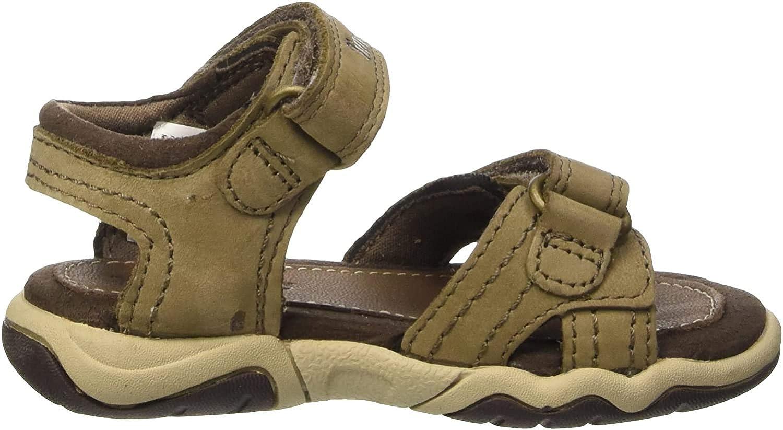 Timberland Oak Bluffs Leather 2strap, Sandalias Unisex Niños