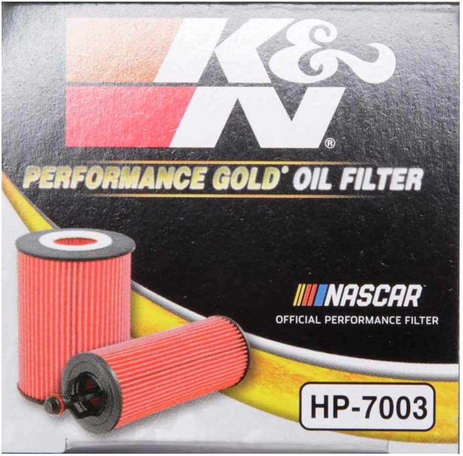 K/&N HP-7003 Oil Filter Automotive