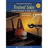 W37BN - Festival Solos Book 2 Book/CD - Bassoon