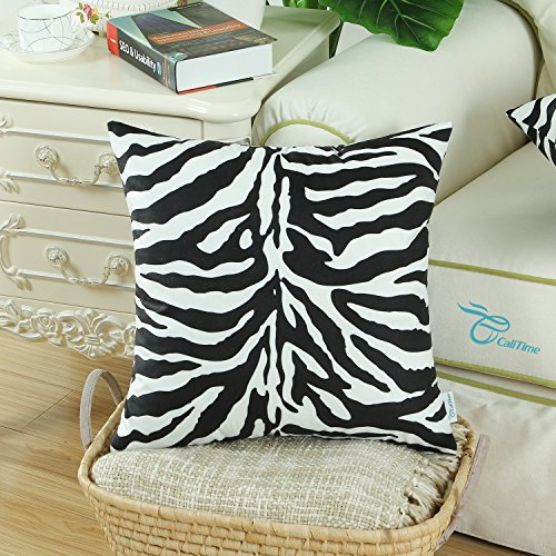 The 8 best zebra print items for the bedroom