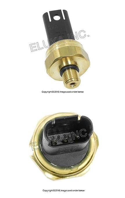 BMW Genuine Fuel Injection Pressure Sensor - Low Pressure Sensor 535i 535xi  535xi X6 35iX 135i M Coupé 135i 335i 335xi 335i 335xi 335i 335xi 335is