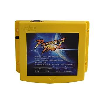 [Inglés] Pandoras Box 5S 999 en 1 Multi Game Jamma Board Salida VGA -