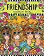 Friendship Coloring Book