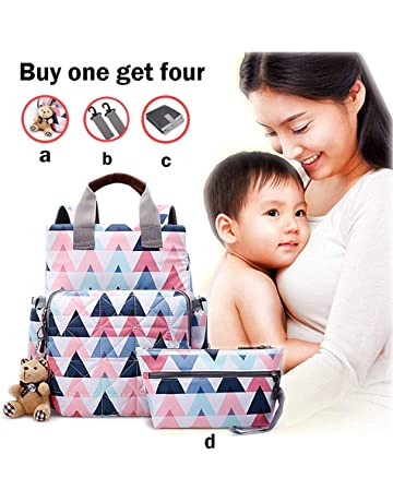 f163d00a20 Baby Diaper Backpack Toddler Travel Nappy Rucksack Waterproof Changing Bag  Mummy Hospital Maternity Bags Organizer with