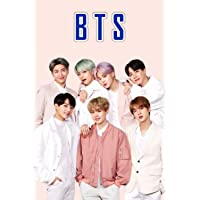 BTS: BTS Notebook and Journal Perfect for Birthday gifts and Fan club members - Great Gift idea for Teacher, Family and…