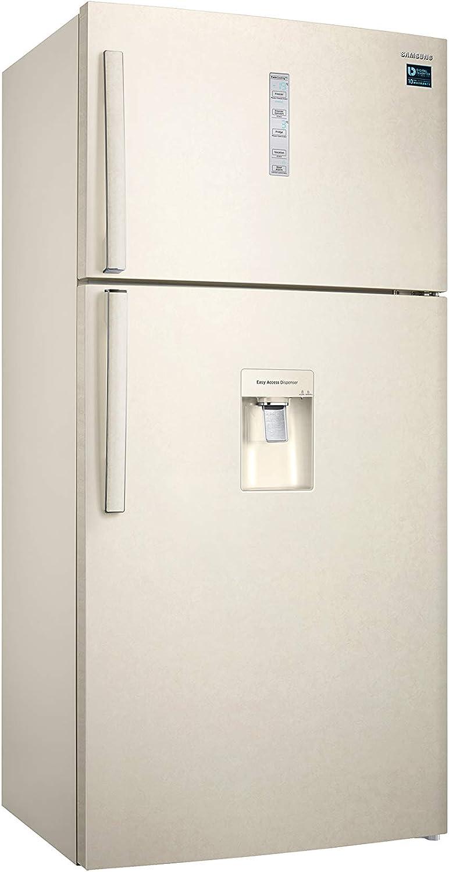Samsung RT62K7105EF nevera y congelador Independiente Beige 618 L ...
