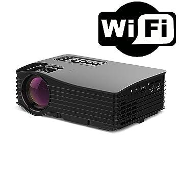 Mini proyector (a través de WiFi con Android / IOS / pantalla de ...