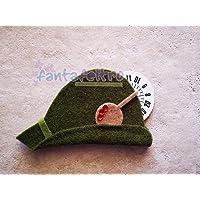 Disco orario cappello Alpini idea regalo Alpino