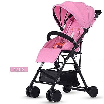 QWM-Las bicicletas infantiles para bebés Carrito de bebé Ultra ...