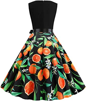 Rifuli damska sukienka koktajlowa w linii A, elegancka sukienka wieczorowa, bez rękawÓw, na imprezę, bal absolwentÓw, długa sukienka wieczorowa - l: Odzież