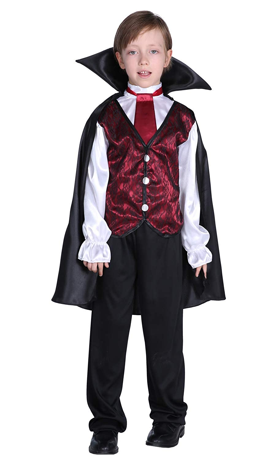Halloween Costumes For Kids Boys 10 And Up.Amazon Com Lolanta Children S Vampire Costumes For