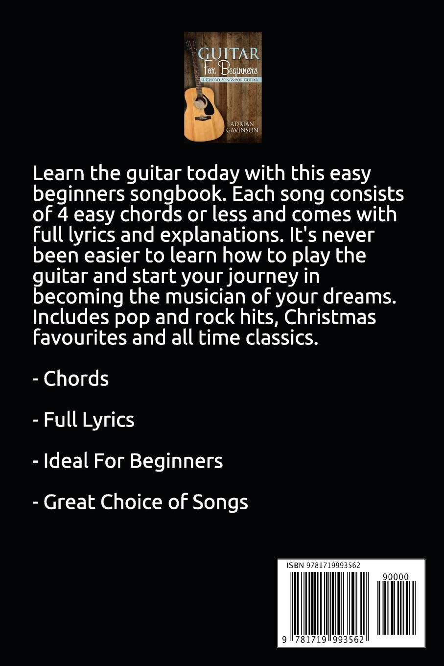Amazon Guitar For Beginners 4 Chord Songs For Guitar