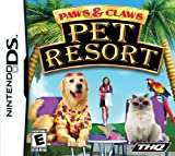 pet games for nintendo ds - Paws & Claws: Pet Resort - Nintendo DS