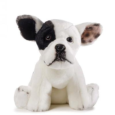 "GUND Jonny Justice Top Dog Stuffed Animal Plush, 8"": Toy: Toys & Games"