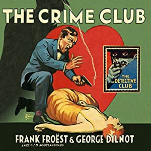 The Crime Club Audiobook