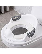 Aerobath Kinder WC Sitz, Töpfchen Training Sitze für Jungen und Mädchen, passt auf runde und ovalen Toiletten, Baby Potty Training/Toilettensitz / Trainingssitz/Toilettentrainer