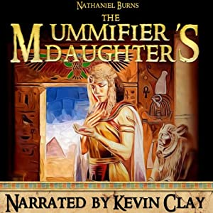 The Mummifier's Daughter Audiobook