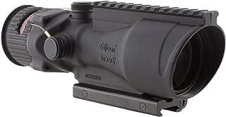 product image for Trijicon ACOG 6 X 48 Scope Dual Illuminated Horseshoe .308 Ballistic Reticle, Red