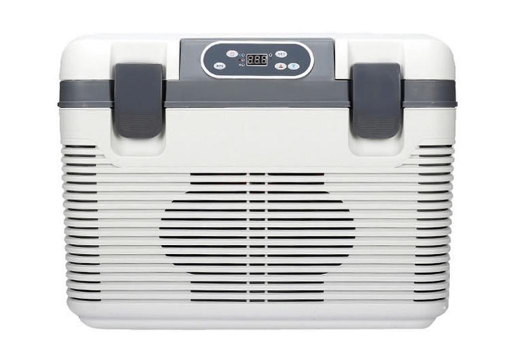 Bestting Suitable for car/home Dual-Core 12v24v Car Refrigerator Refrigeratio