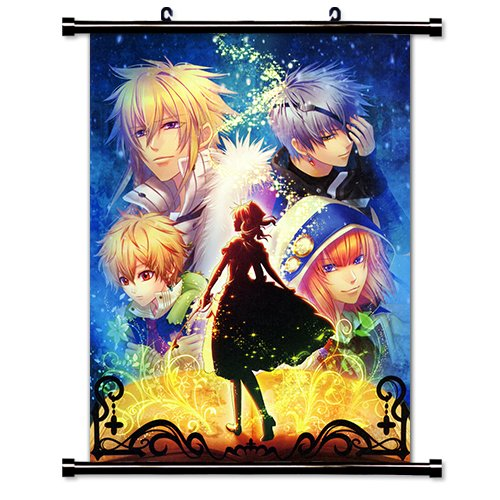 Beast Master and Prince Anime Wall Scroll Poster  Inches