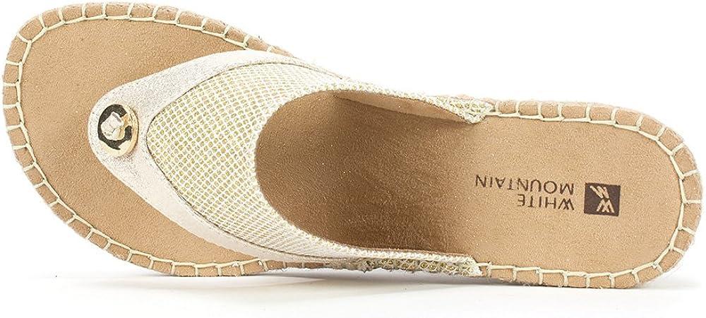 WHITE MOUNTAIN Bandana Womens Sandal