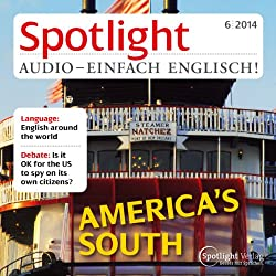 Spotlight Audio - America's south. 6/2014