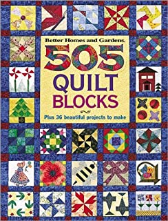 Grandmas best full size quilt blocks better homes and gardens 505 quilt blocks plus 36 beautiful projects to make better homes gardens fandeluxe Choice Image