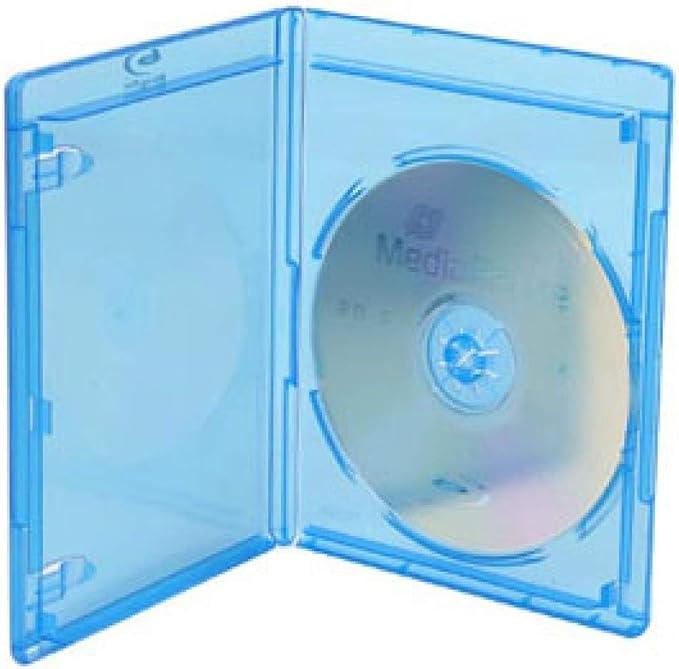 MediaRange BOX38-50 - Cajas para CDs: Amazon.es: Electrónica