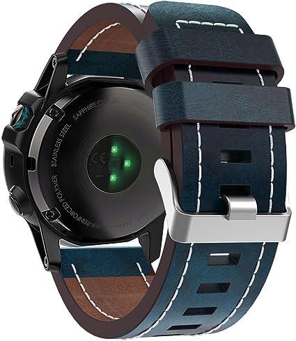 bracelet cuir fenix 5s