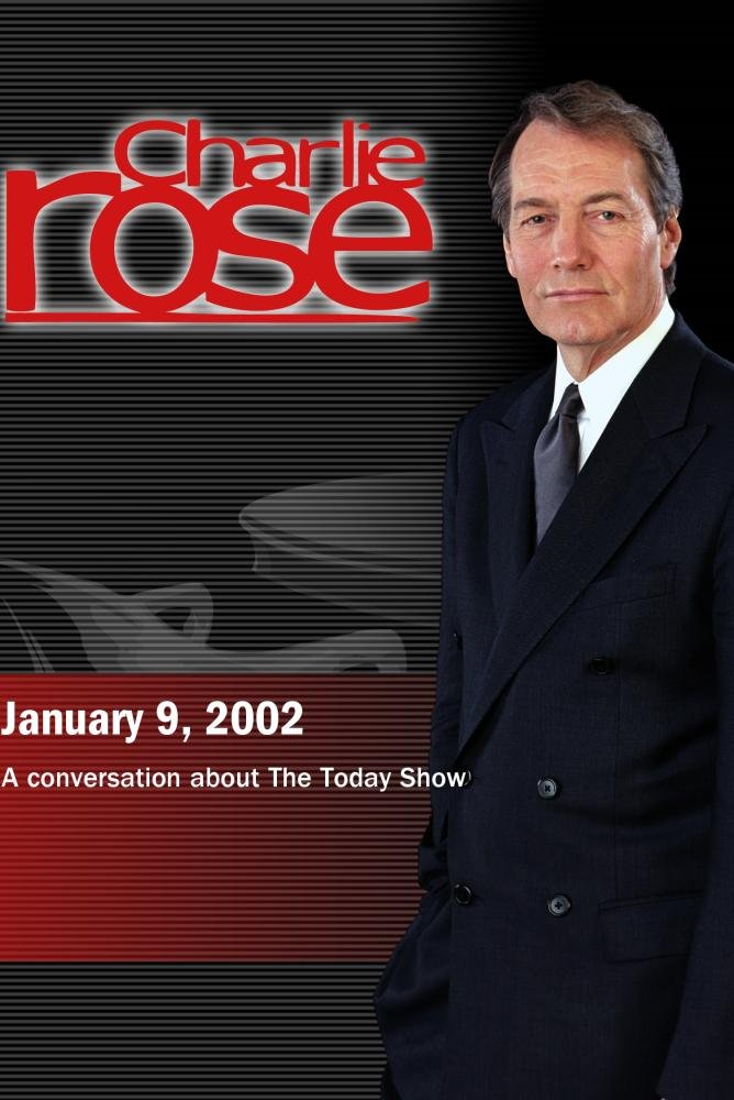 Charlie Rose with Katie Couric & Matt Lauer (January 9, 2002)