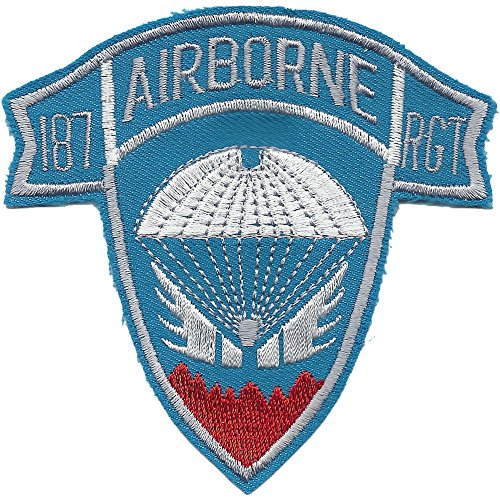187th Airborne Infantry Regiment Patch - (187th Airborne Patch)