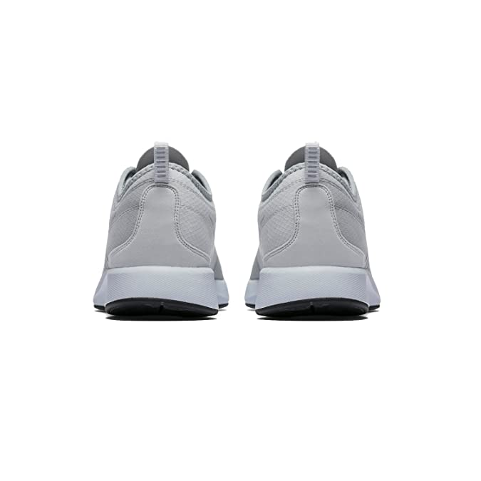 Nike Dualtone Racer Se, Baskets Homme, Gris (Grisloup/Platinepur/Noir/Platinepur), 43 EU