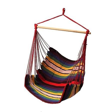 Amazon De Welinks Hangematte Sessel Seil Zum Aufhangen Hangematte