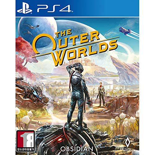 The Outer Worlds Korean Edition - PlayStation4